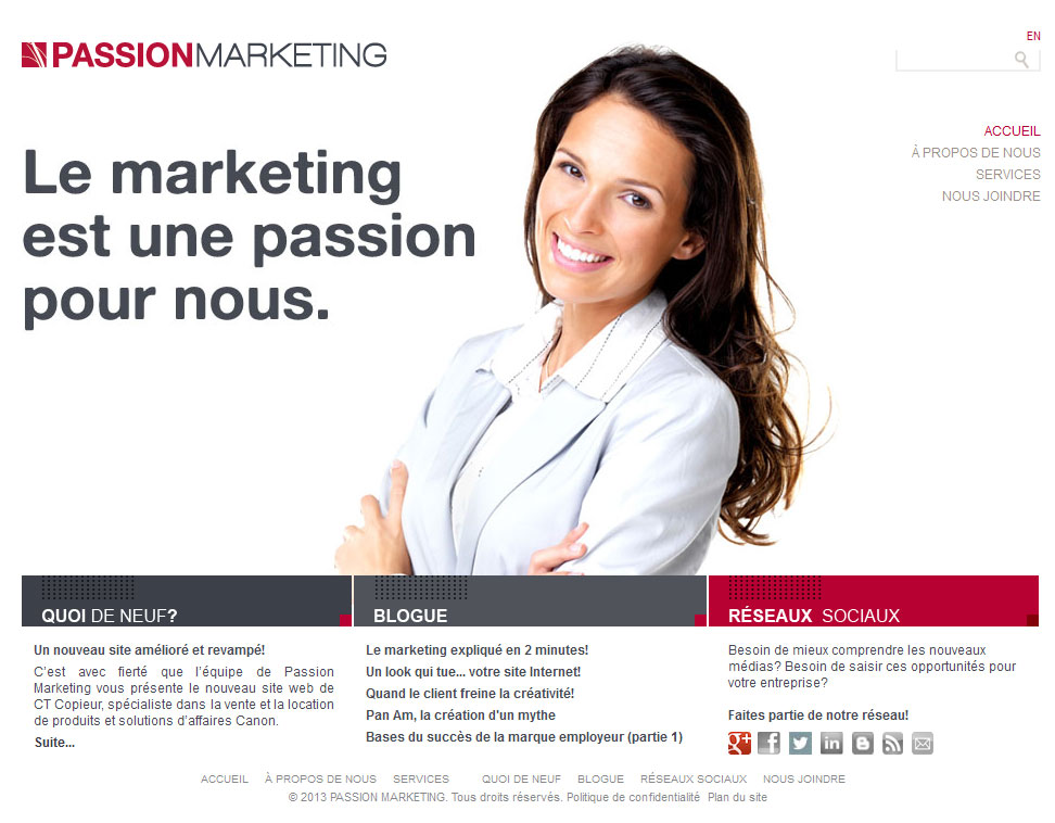 Passion Marketing